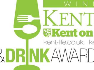 KENT FOOD & DRINK AWARDS!