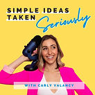 Carly Valancy, the reach-out queen, interviewing change-makers about simple ideas with serious repercussions.