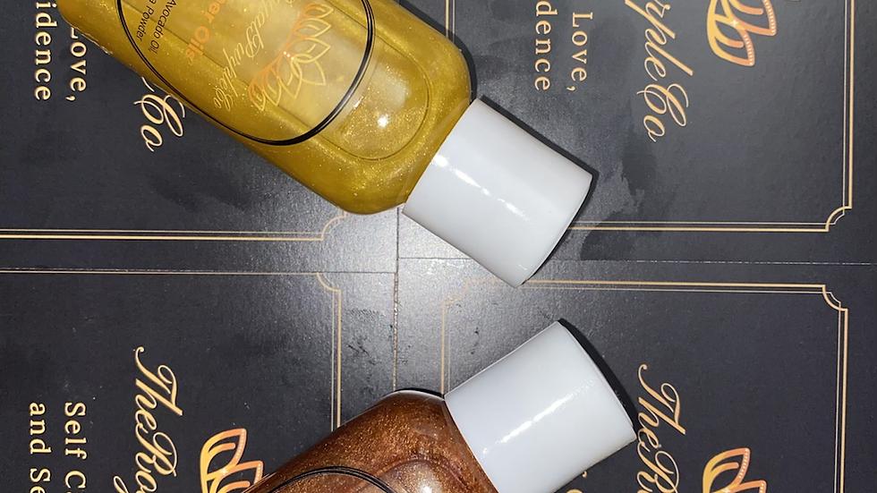 Shimmer Oils
