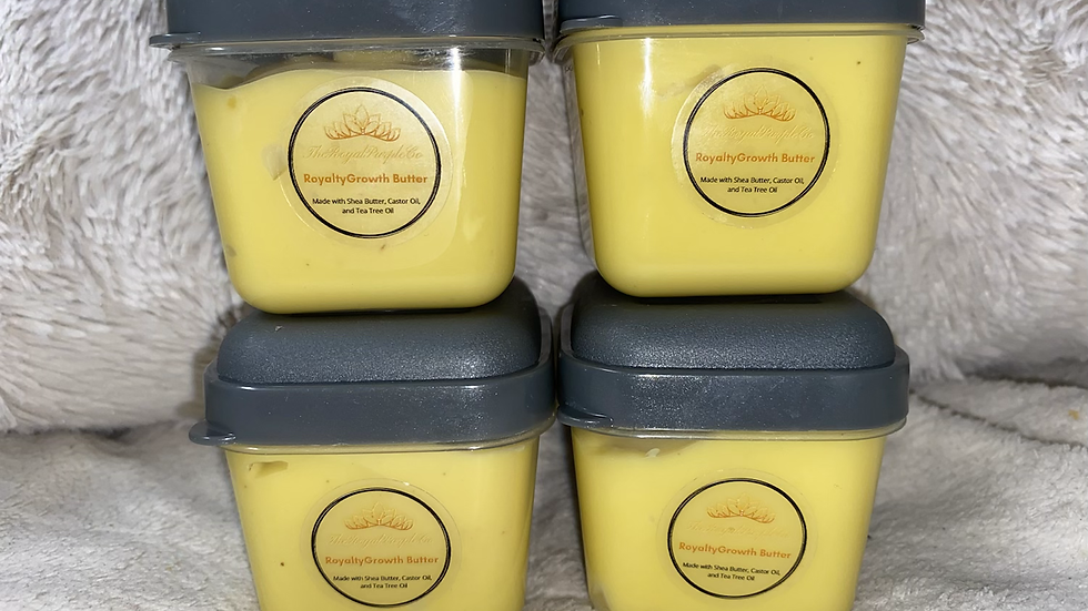Royalty Growth Hair Butter