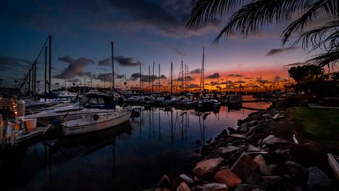 Oceanside harbour
