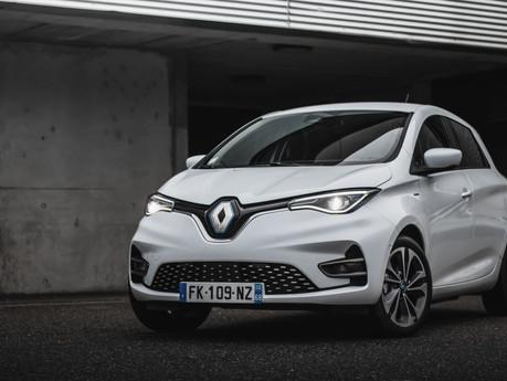 ESSAI - Renault Zoé Z.E. 50 : Remise à niveau ou simple restylage  ?