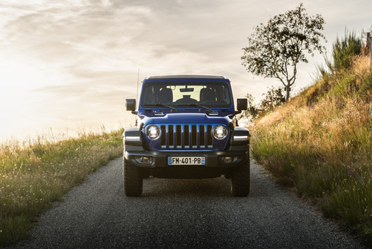 Essai Jeep Wrangler Rubicon
