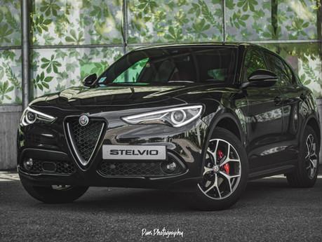 ESSAI - Alfa Romeo Stelvio : un SUV à la hauteur ?