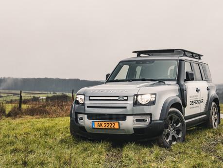 ESSAI - Land Rover Defender 110 : prêt pour l'aventure.