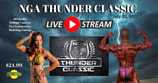2021 Thunder Classic SubcultureLive Streaming Event