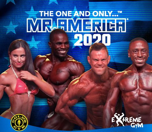 Mr America 2021