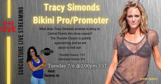 2021 Thunder Classic Promoter Tracy Simonds