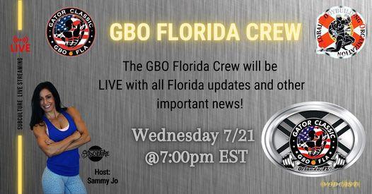 GBO Florida Crew