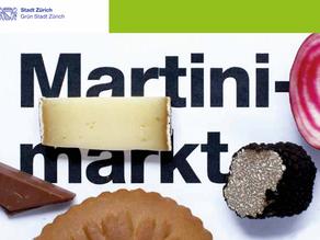 Trüffel auf dem Martinimarkt