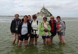 Séjour au Mt St Michel