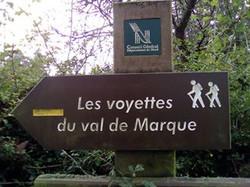 Les voyettes du Val de Marque