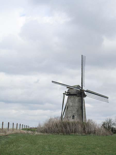 Le moulin Ter Klare