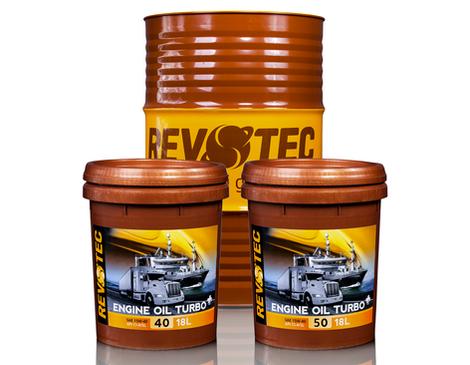 Dầu nhớt bán tổng hợp cho động cơ Diesel và Xăng