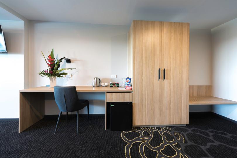 Westwaters Hotel Interior Design