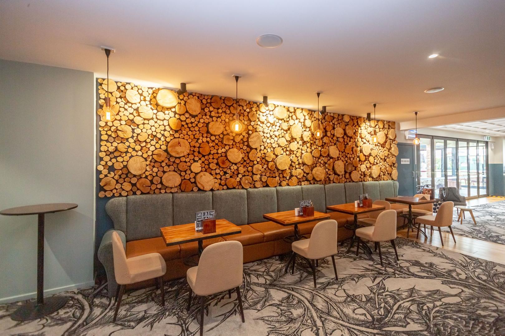 Maryborough Highlands Society Interior Design
