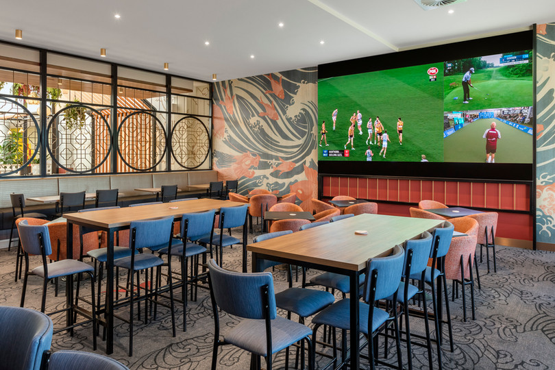 The Chase Hotel - Sports Bar