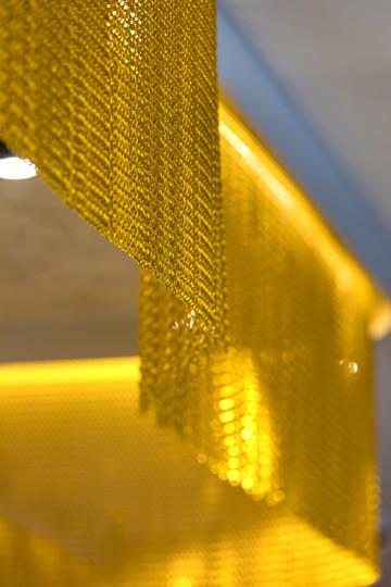 The Chase Hotel - Gold Fringe