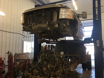 diesel service & repair