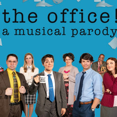 The Office! A Musical Parody - Extension, Playbill