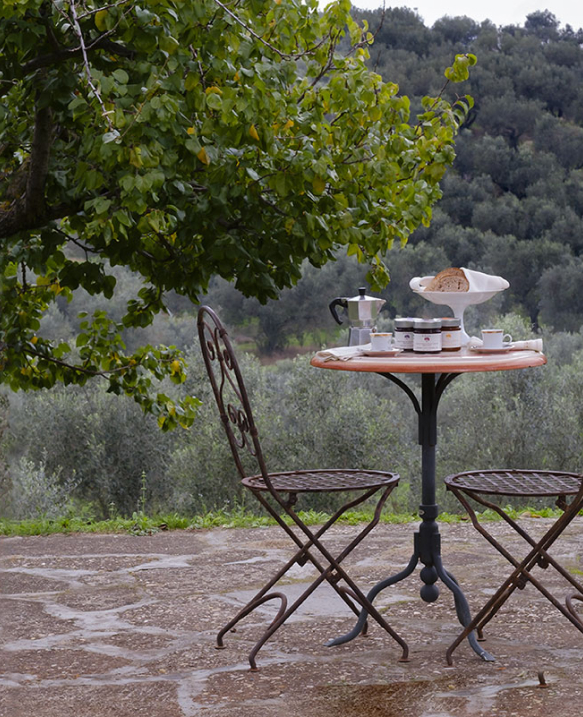 colazione-giardino