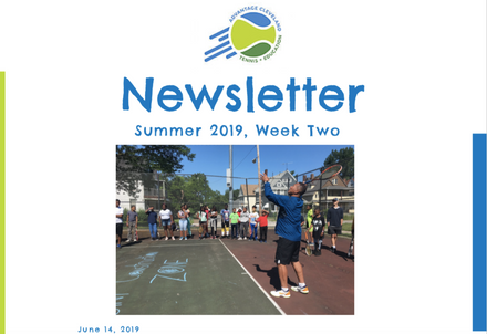 June 14 Newsletter for Parents