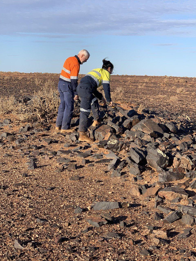 Lodestone Geology