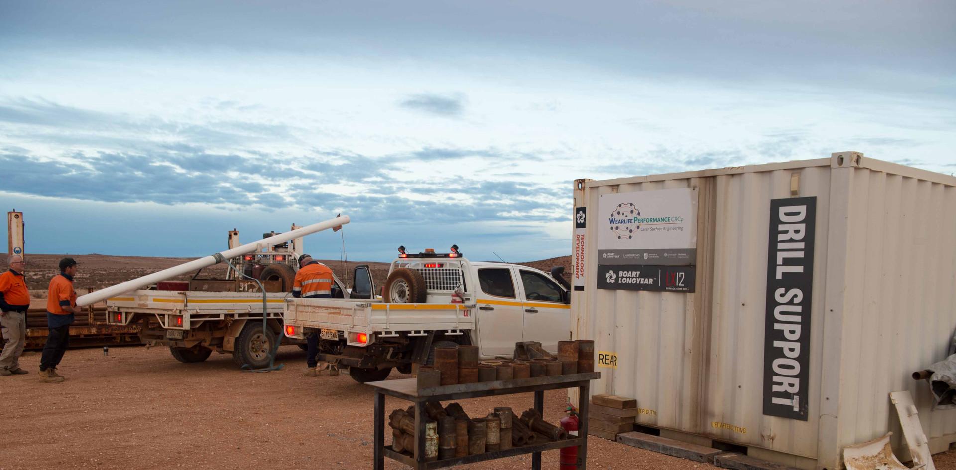 Lodestone Drilling Activities