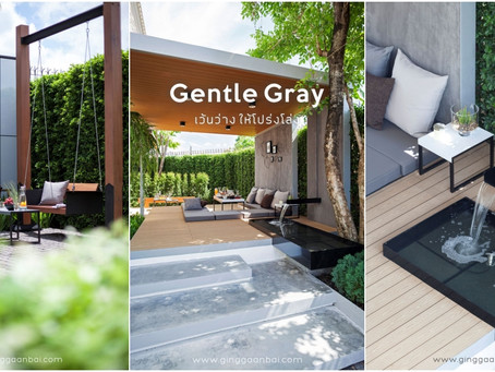 Gentle grey ( #gingsite601 )