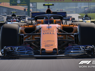 F1 2018 - Racing into Pole Position with new features and trailer