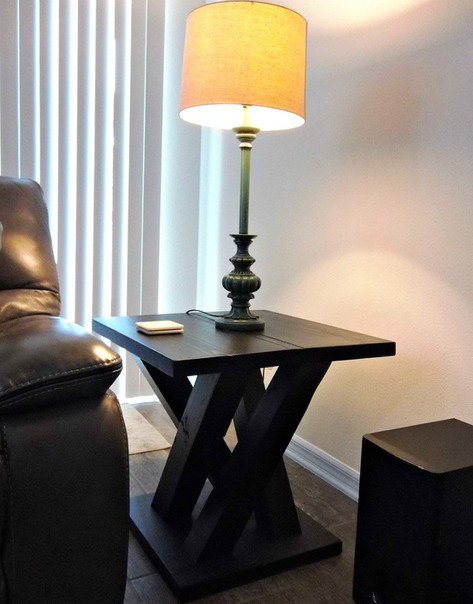 The Miller Collection End Table