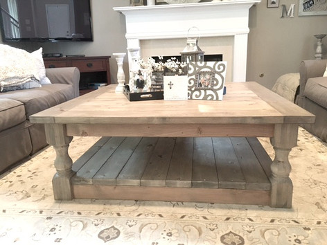 The Milner Coffee Table