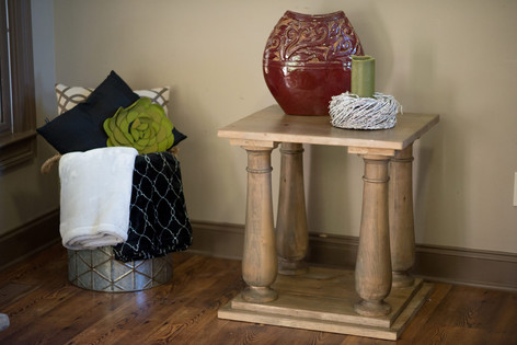 The Adriana End Table