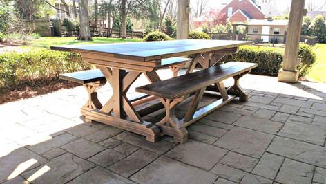 The Farmhouse Table