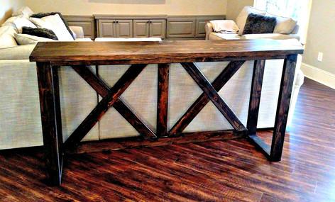 The Kimmy Bar Stool Table