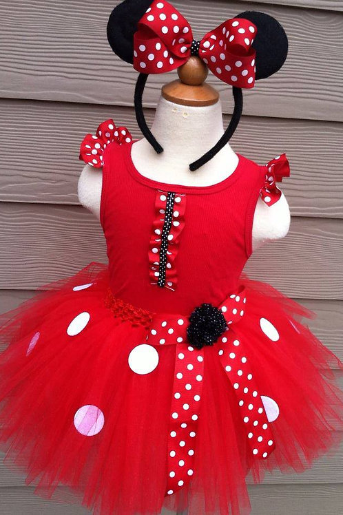 Minnie - Red