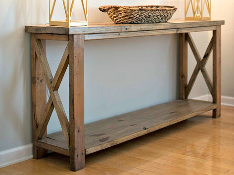 The X-Console Table