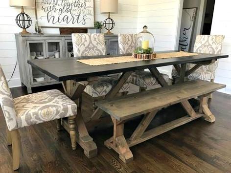 The West Farmhouse Table