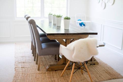 The Manns Farmhouse Table