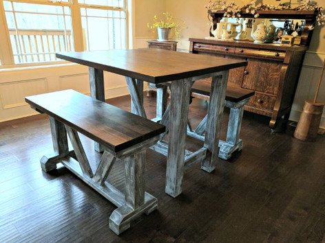 The Fowler Dining Table