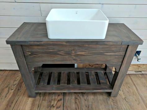 The Clarkesville Bathroom Vanity
