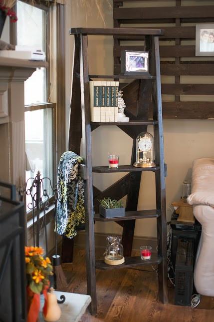 The Ladder Shelf
