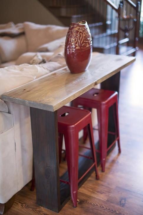 The Madeline Bar Stool Table