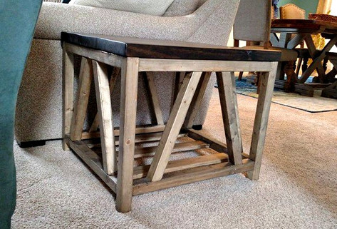 The Ashley End Table