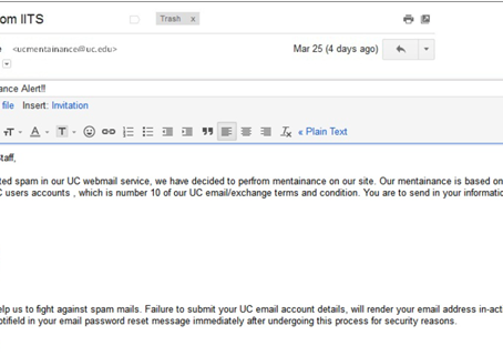 How to Spot a Phishing Email (With Examples)