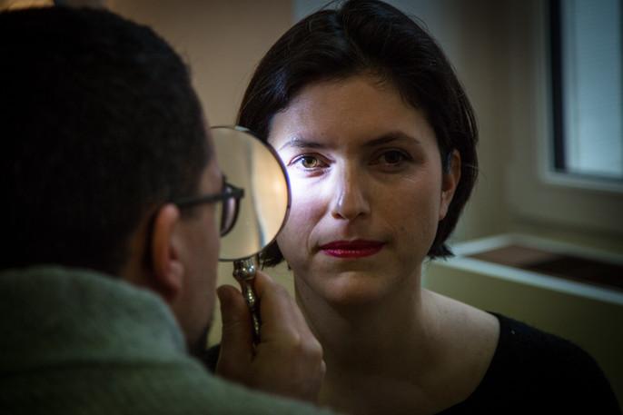 IRIDOLOGIE, l'état de santé par l'iris