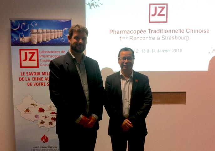 1ère Rencontre de Pharmacopée Traditionnelle Chinoise à Strasbourg