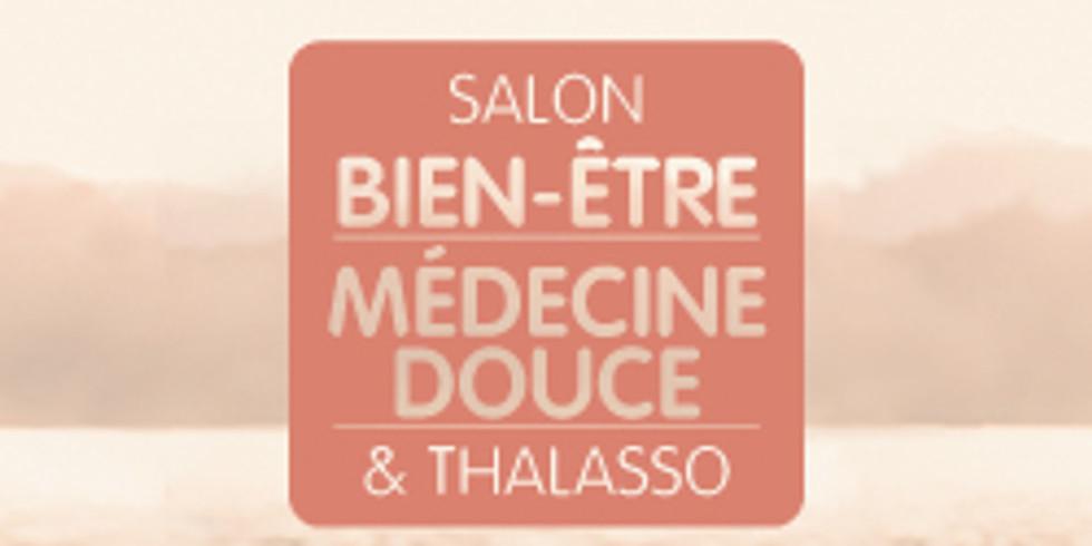 Salon médecine douce - Stand