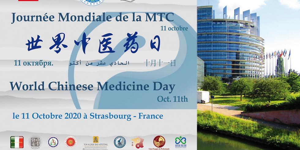 Conférence à la journée mondiale de la MTC