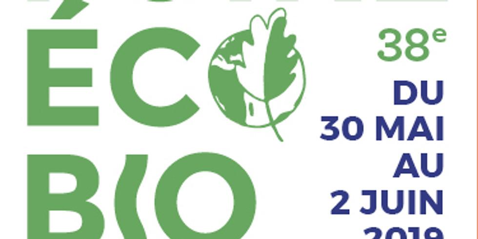 Salon - foire ECO BIO d'Alsace à Colmar